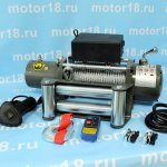 Лебедка ATV Electric Winch 12v 9500LBS